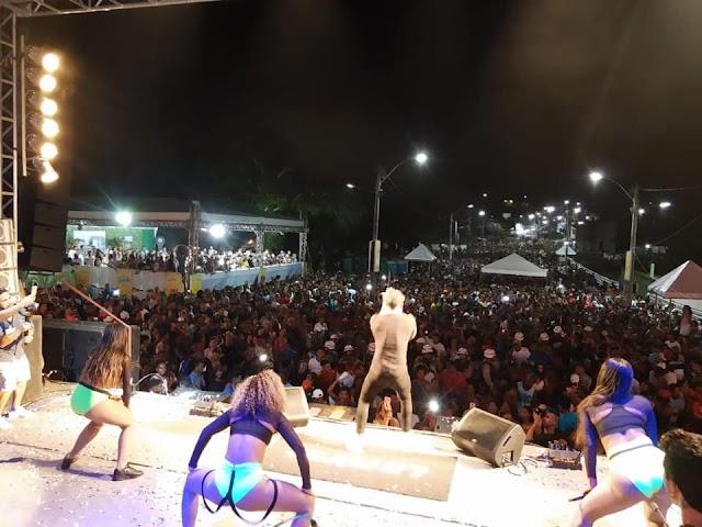JAGUARIPE:Festa de Janeiro supera todas as expectativas de público e organização