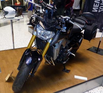Harga Yamaha MT-09
