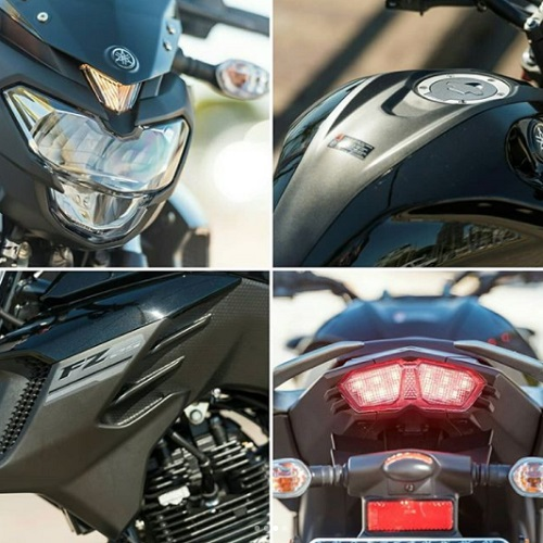 Design Review Yamaha FZ25