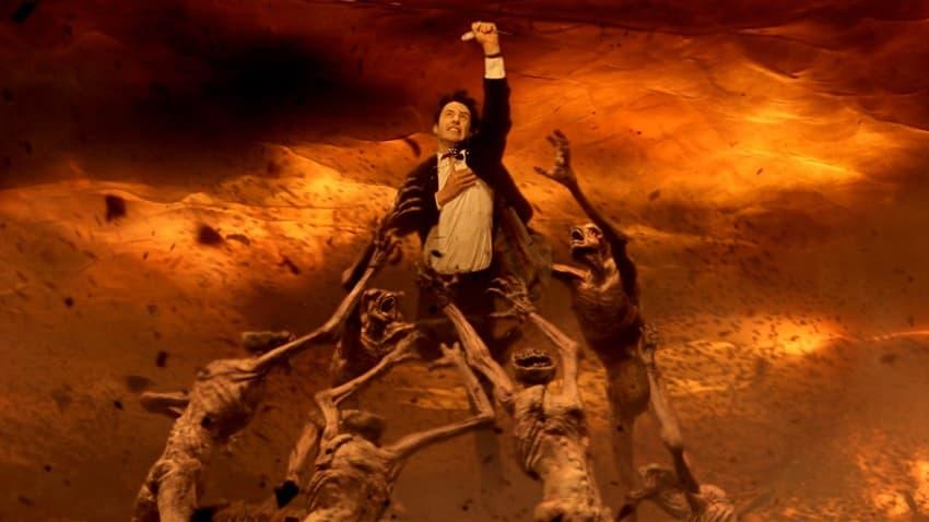 Warner Bros снимет фильм «Константин 2» - Петер Стормаре анонсировал кинокомикс