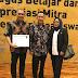 Universitas Indonesia Memberikan Penghargaan Apresiasi Mitra Pemberi Beasiswa Kepada BP Batam
