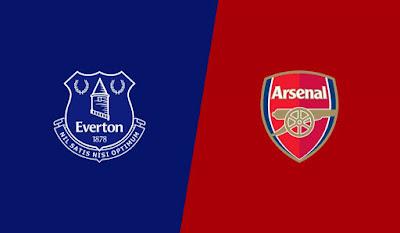 مشاهدة مباراة ارسنال ضد ايفرتون 19-12-2020 بث مباشر في الدوري الانجليزي