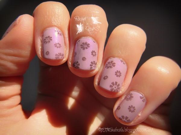 Primavera nail art