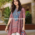 Khaadi Midsummer 2 piece Unstitched- Embroidered Shirts With Dupatta