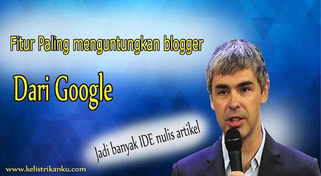 Question Hub - Fitur Baru Google yang sangat berguna bagi Blogger