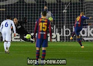 برشلونة ضد إيبار