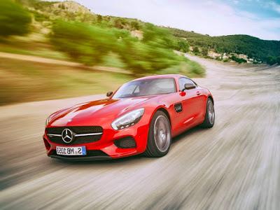 Voiture Mercedes-Benz AMG GT S