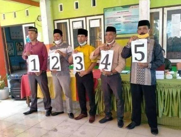 Mantap, Inilah Visi Misi 5 Kandidat Calon Kepala Desa Mbawi Kecamatan Dompu