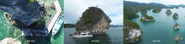 Teluk Kabui Raja Ampat