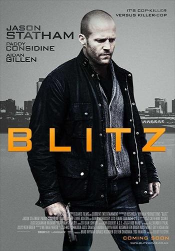 Blitz 2011 BRRip 480p Dual Audio Hindi 300MB