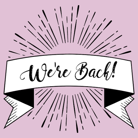 We are BACK! +  Blog & Channel Updates & More.....