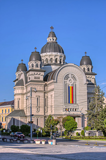 """Catedrala Ortodoxă """"Înălțarea Domnului"""""""