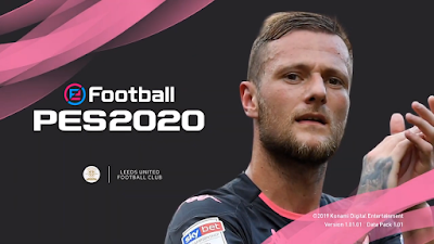 PES 2020 Leeds United Menu Mod by Hawke