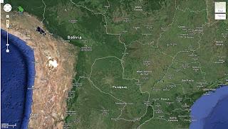 Trajeto de Cusco / Peru a Ollantaytambo / Peru - 78 km.