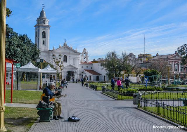 Recoleta, Buenos Aires: Igreja do Pilar e Cemitério da Recoleta