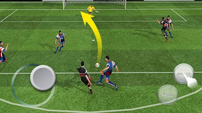 game bola multiplayer offline android