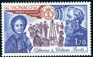 Monaco Catherine and william booth