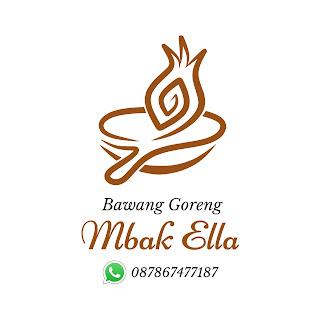 logo Bawang Goreng Mbak Ella