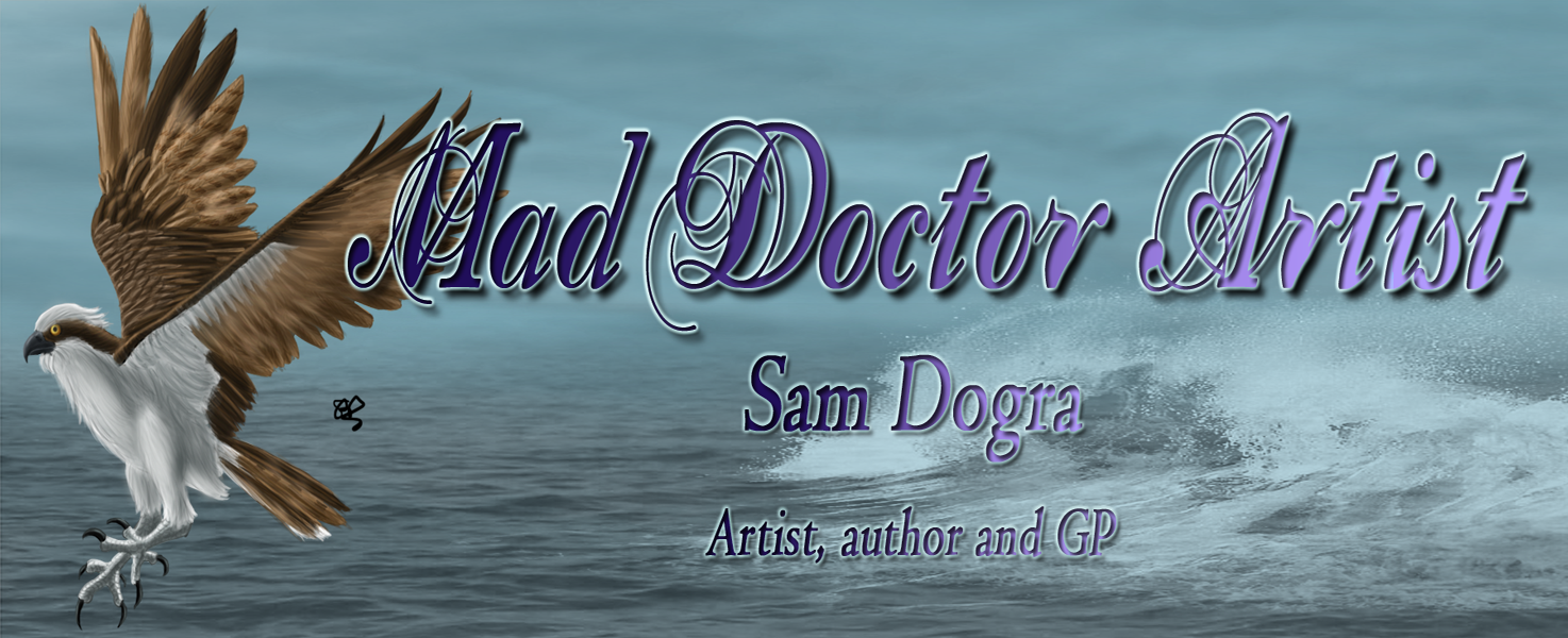 Mad Doctor Artist