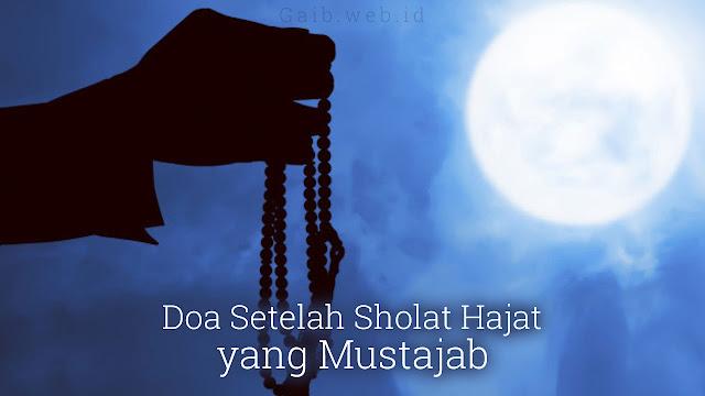 Bacaan Doa Sholat Hajat dan Istikharah yang Mustajab