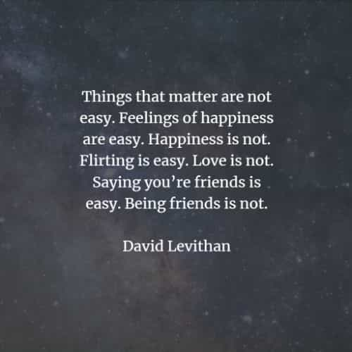 Friendship quotes and sayings from famous people