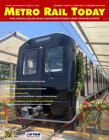 Metro Rail Today Issue 05