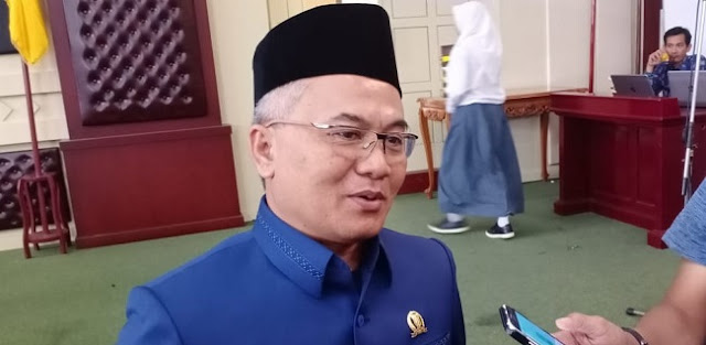 Soal 'Belum Lurus Kencing', Ketua Komisi I DPRD Lampung Siap Dipanggil Polisi