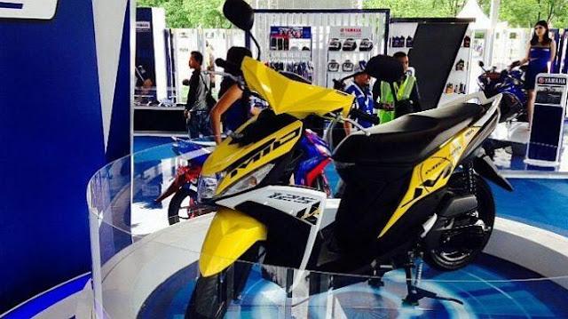Kabar Gembira Buat driver Ojek online Grab, Beli Motor Yamaha M Series Bisa Tanpa DP