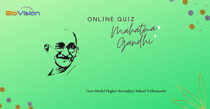 Gandhi Illustration