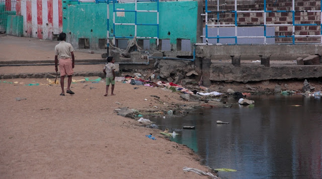 srirangam river