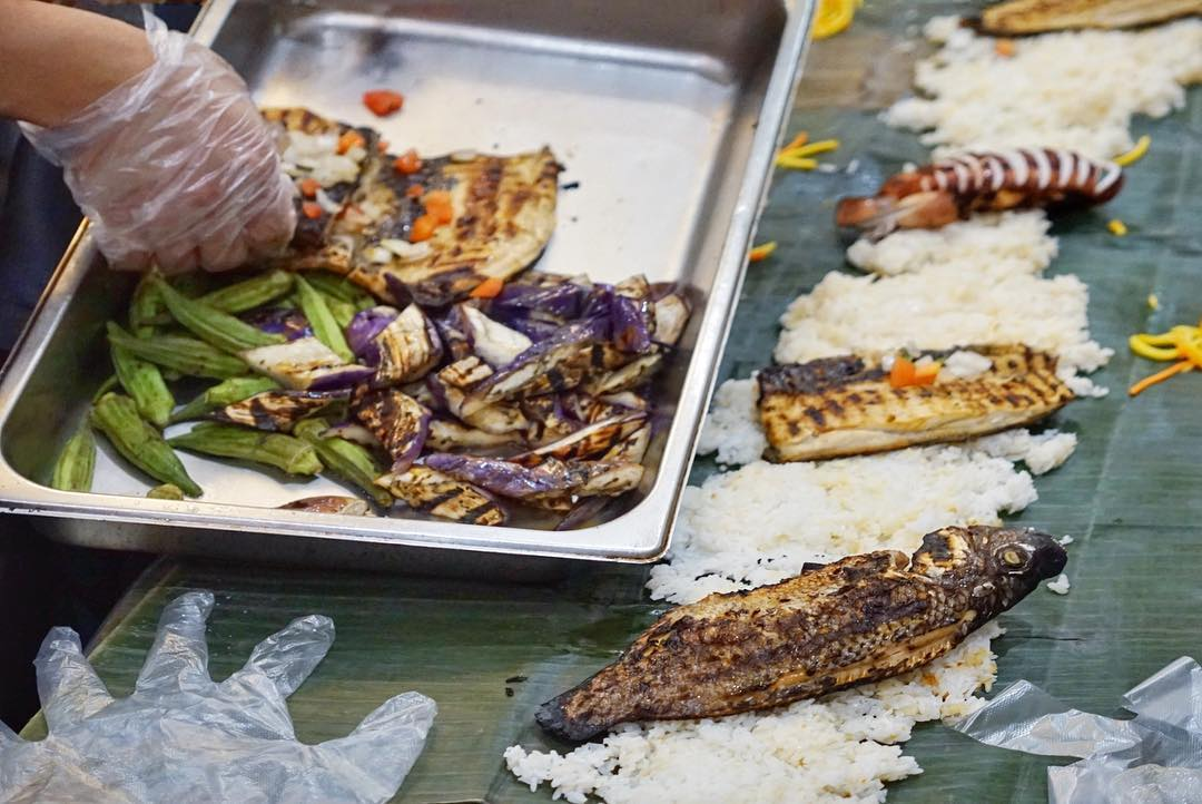 Kamayan Feast Toronto - Tinuno Filipino Food