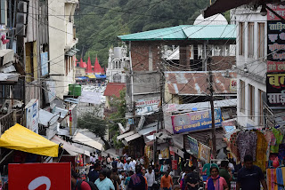 Nainital Market