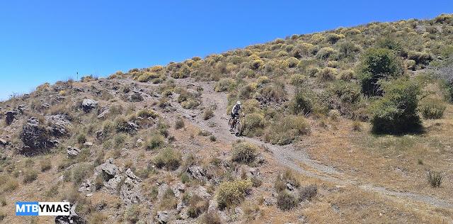 Pedales de Granda, Segunda Etapa: Capileira- Laroles