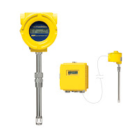 Thermal Dispersion Flow Meters