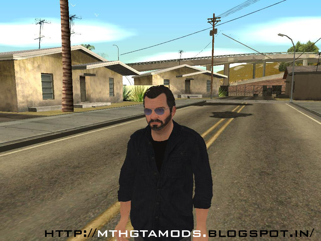 New Beards For Michael - MTH GTA MODS/TUTORIALS