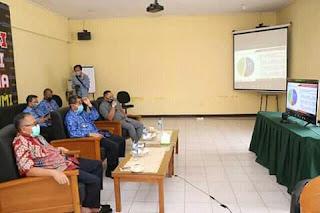 Acara Rapat Daring Wakil Bupati Sukabumi Berharap Kebutuhan Penanganan Covid Dan Pelayanan Publik Terpenuhi