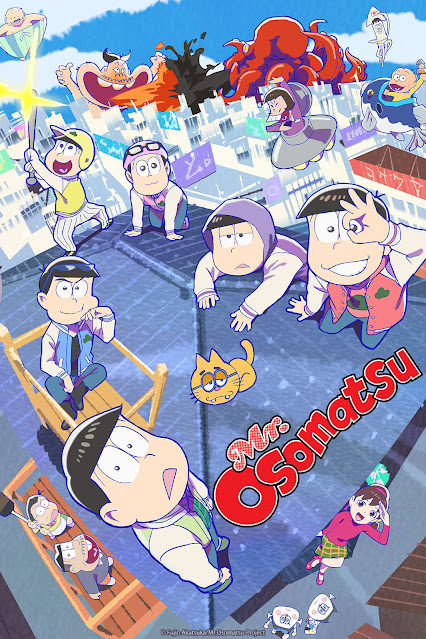 Mr. Osomatsu (3.ª temporada)