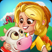 Jacky's Farm: Match-3 Adventure Apk Game for Android
