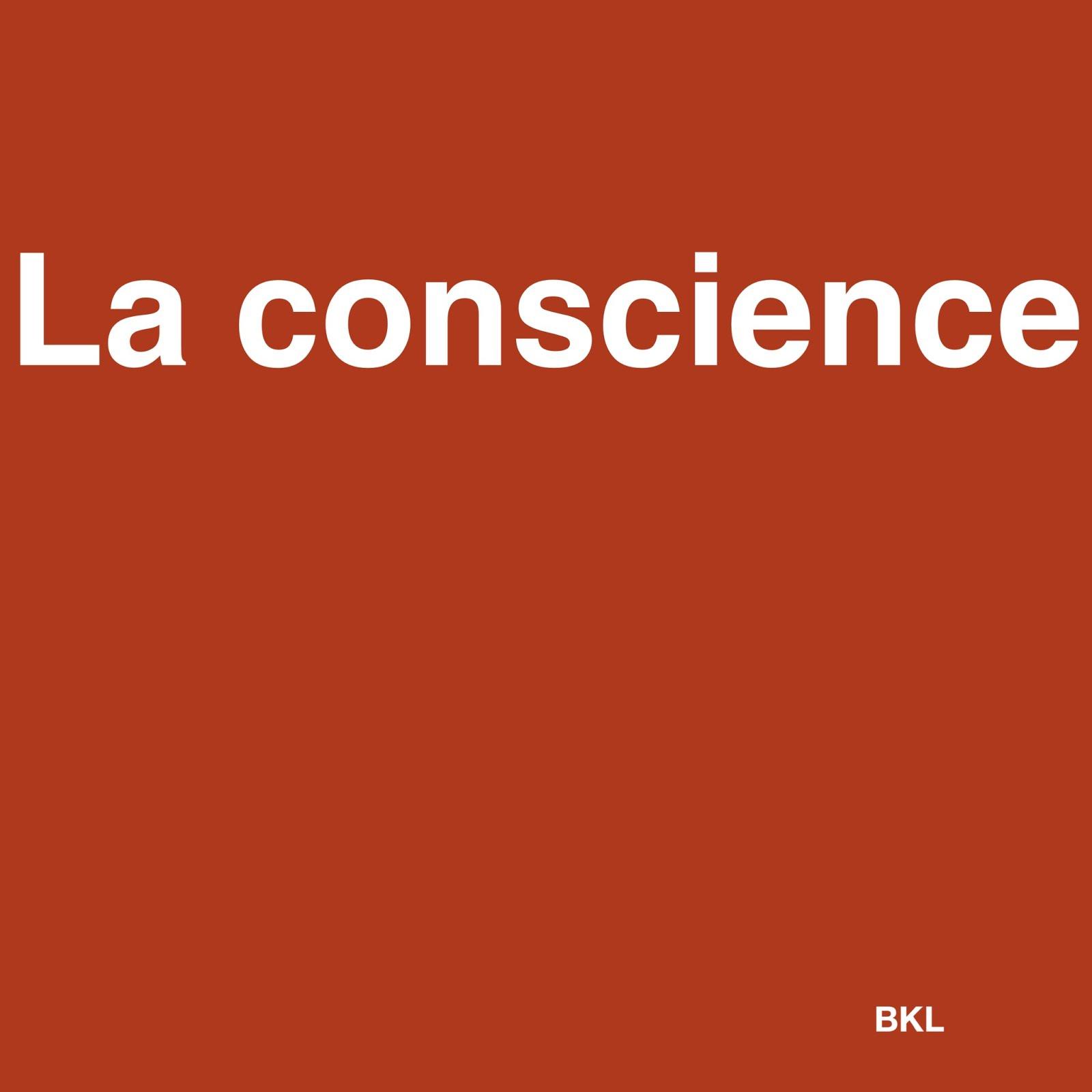 Dissertation sur la conscience morale