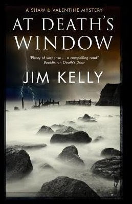 Jim Kelly's book At Death's Window.