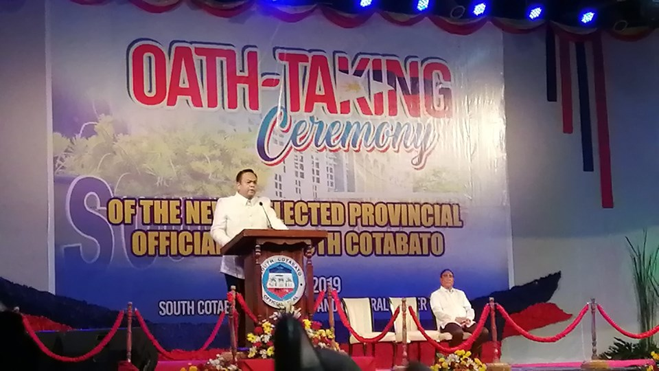 Governor Tamayo announced that starting Monday, July 1, admission and treatment in all government-run hospitals in South Cotabato will be free of any charges.