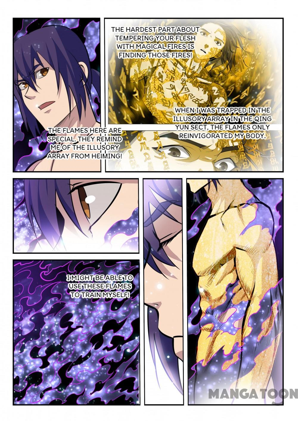 Apotheosis ( Bai Lian Cheng Shen ) Chapter 210 Full in EnGLISH
