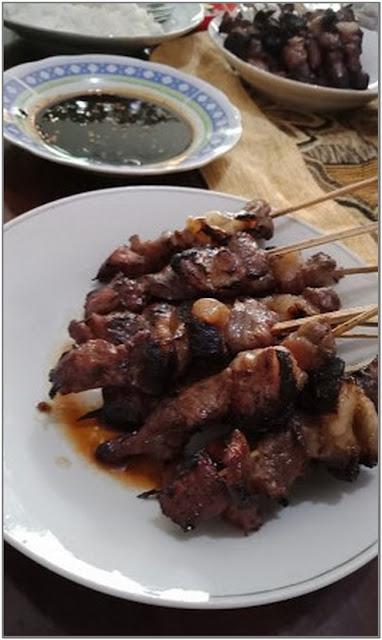 Sate Pak Tondo Jetak;10 Top Kuliner Bojonegoro;
