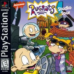 Rugrats - Studio Tour - PS1 - ISOs Download
