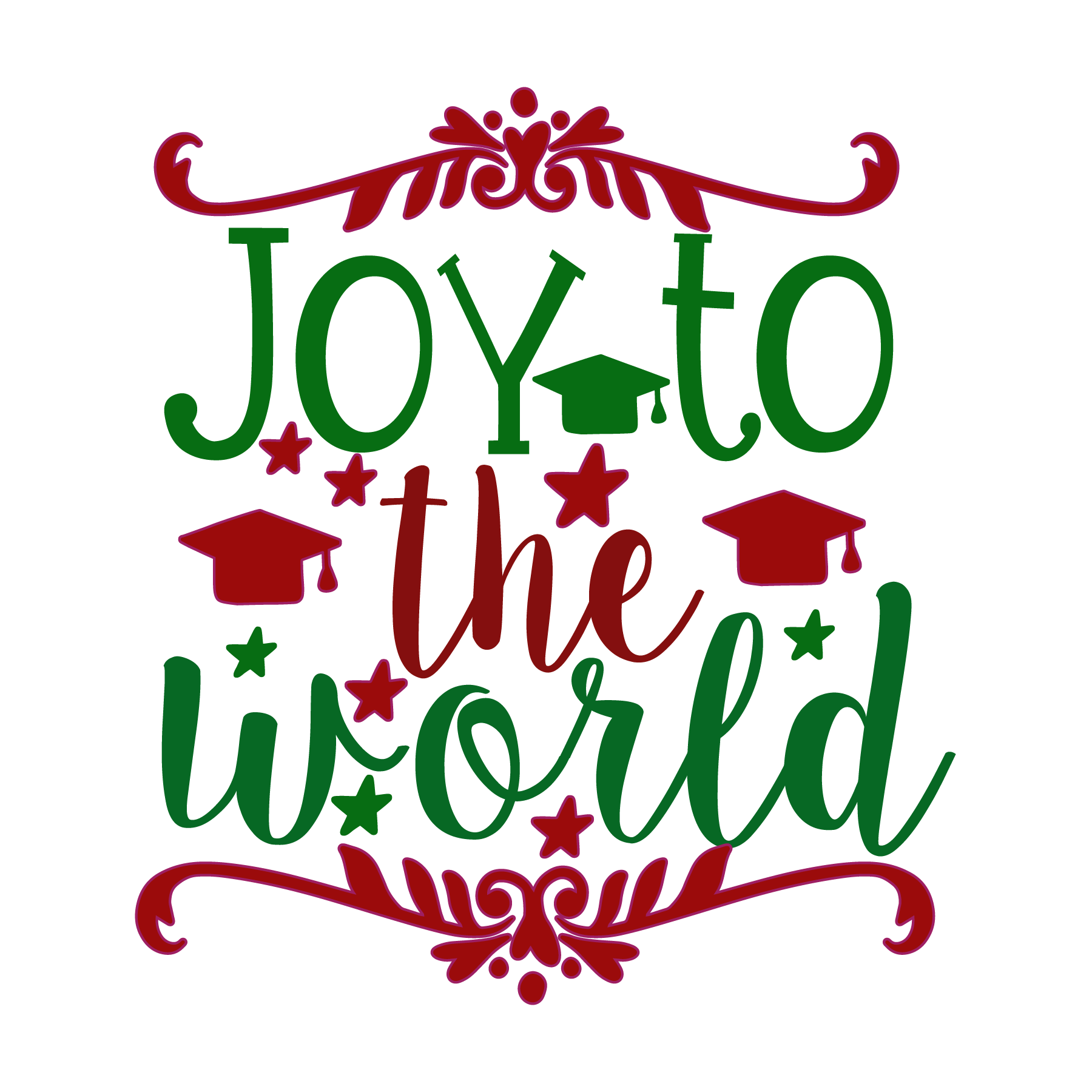 Jo to The World SVG Cut Files