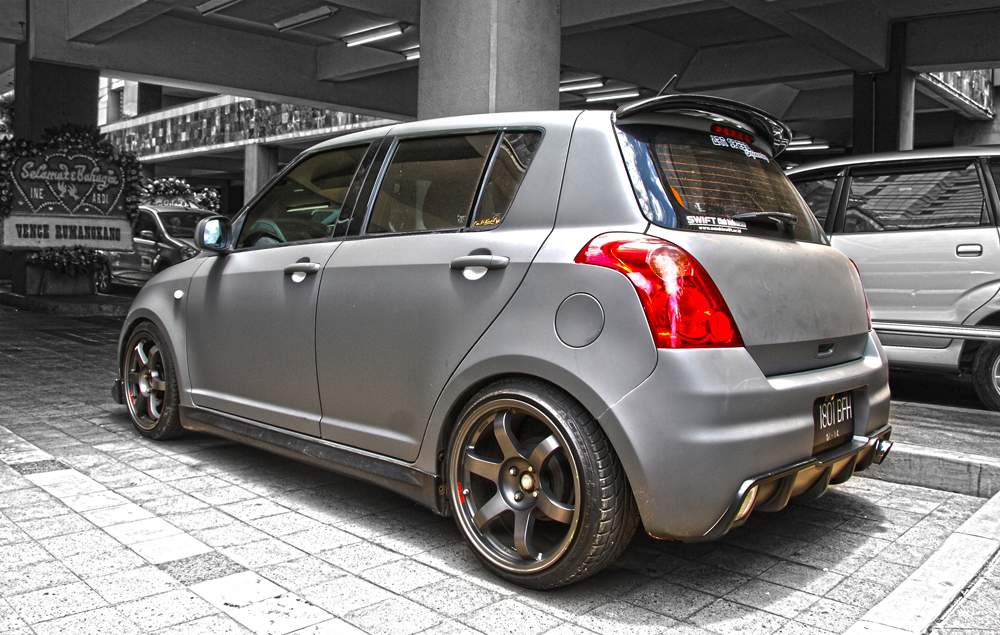 Custom Suzuki Swift