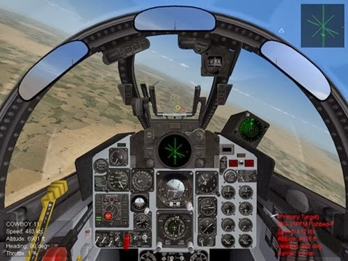 Strike Fighters: Project 1 PC Gameplay