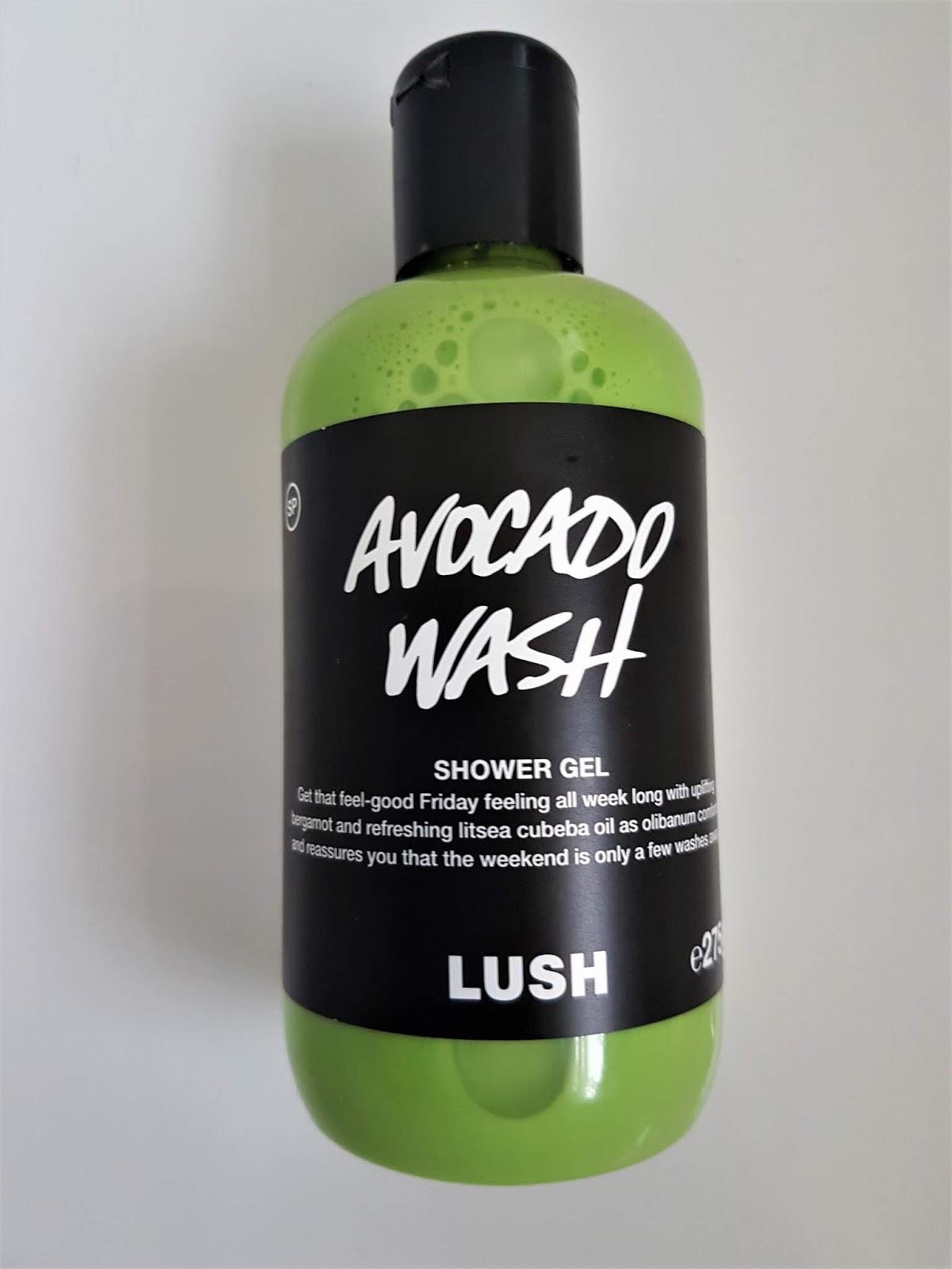Avocado Wash Shower Gel - Guacs My World   The Lush Box