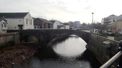 Old bridge, Bridgend