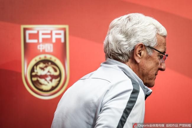 China lose and Lippi leaves